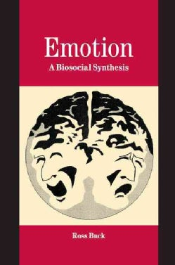 Emotion: A Biosocial Synthesis (Hardcover)