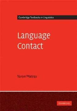 Language Contact (Hardcover)