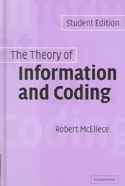 Theory of Information and Coding (Hardcover)