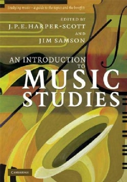 An Introduction to Music Studies (Hardcover)