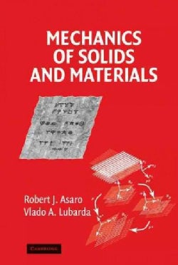 Mechanics of Solids And Materials (Hardcover)