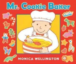Mr. Cookie Baker (Board book)