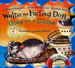 Walter the Farting Dog Goes on a Cruise (Hardcover)