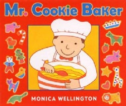 Mr. Cookie Baker (Hardcover)