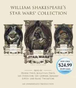 William Shakespeare's Star Wars Collection: William Shakespeare's Star Wars / The Empire Striketh Back / The Jedi ... (CD-Audio)