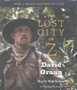 The Lost City of Z (CD-Audio)
