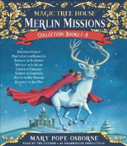 Merlin Missions Collection: Christmas in Camelot / Haunted Castle on Hallows Eve / Summer of the Sea Serpent / Win... (CD-Audio)