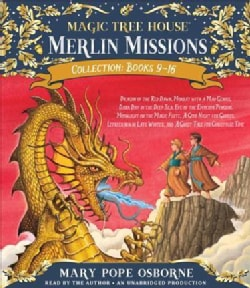 Merlin Mission Collection: Dragon of the Red Dawn / Monday With a Mad Genius / Dark Day in the Deep Sea / Eve of t... (CD-Audio)