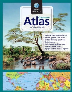 Classroom Atlas of the World (Paperback)