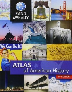 Atlas of American History (Paperback)