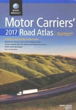 Rand McNally 2017 Motor Carriers' Road Atlas (Paperback)