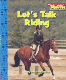 Let's Talk Riding (Paperback)
