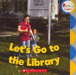 Let's Go to the Library (Board book)