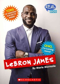 Lebron James (Paperback)