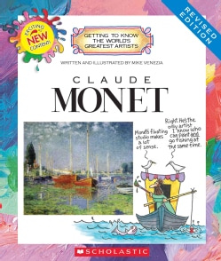 Claude Monet (Hardcover)
