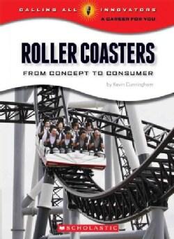 Roller Coasters (Paperback)