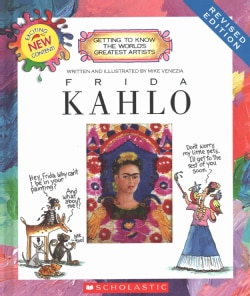 Getting to Know the World's Greatest Artists: Frida Kahlo / Diego Rivera / Salvador Dali (Hardcover)