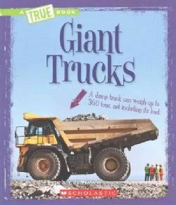Giant Trucks (Paperback)