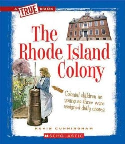 The Rhode Island Colony (Paperback)