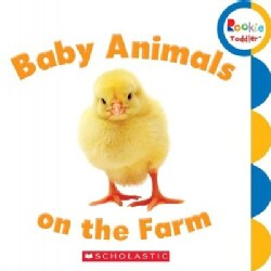 Baby Animals on the Farm (Board book)