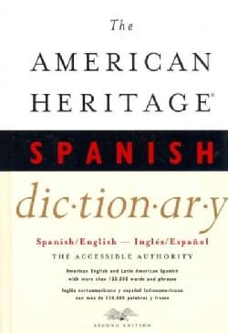 The American Heritage Spanish Dictionary (Hardcover)