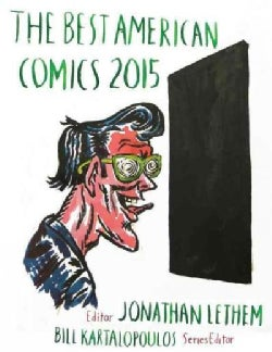 The Best American Comics 2015 (Hardcover)