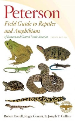 Peterson Field Guide to Reptiles and Amphibians of Eastern and Central North America (Paperback)
