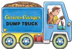 Curious George's Dump Truck (Board book)