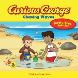 Curious George Chasing Waves (Hardcover)
