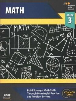 Core Skills Math: Grade 3 (Paperback)