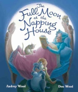 The Full Moon at the Napping House (Hardcover)