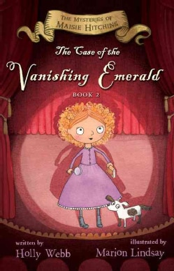 The Case of the Vanishing Emerald (Hardcover)