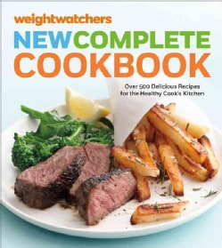 Weight Watchers New Complete Cookbook: Over 500 Delicious Recipes for the Healthy Cook's Kitchen (Loose-leaf)
