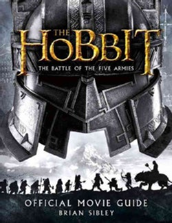The Hobbit: The Battle of the Five Armies Official Movie Guide  (Paperback)
