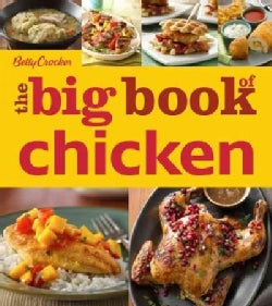 Betty Crocker the Big Book of Chicken (Paperback)