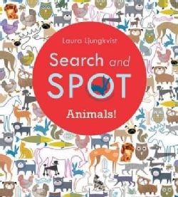 Search and Spot Animals! (Hardcover)
