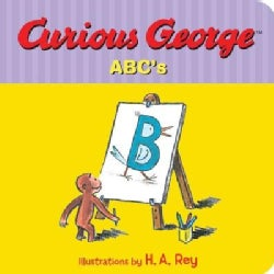 Curious George's ABCs (Board book)