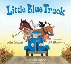 Little Blue Truck (Board book)