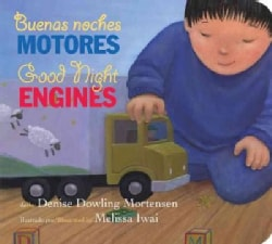 Buenos noches motores / Good Night Engines (Board book)