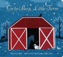 Go to Sleep, Little Farm (Board book)