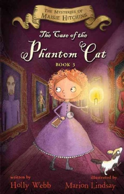 The Case of the Phantom Cat (Hardcover)