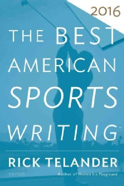 The Best American Sports Writing 2016 (Paperback)