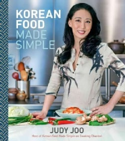 Korean Food Made Simple (Hardcover)