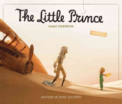 The Little Prince: Family Storybook (Hardcover)