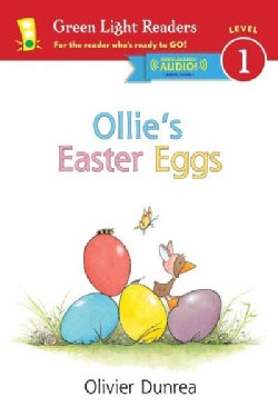 Ollie's Easter Eggs: Includes Downloadable Audio (Paperback)