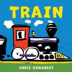 Train (Board book)
