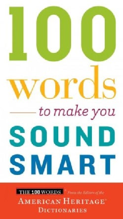 100 Words to Make You Sound Smart (Paperback)