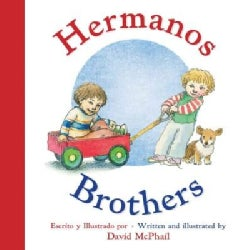 Hermanos / Brothers (Board book)