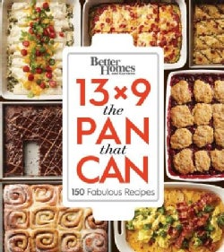 13x9 The Pan That Can: 150 Fabulous Recipes (Paperback)