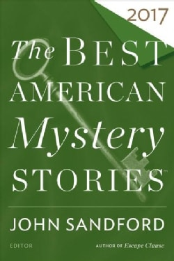 The Best American Mystery Stories 2017 (Paperback)